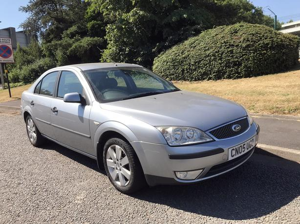 Ford Mondeo 2.0 TDCi SIII Silver . MOT July 2019. Tow Bar, very good runner
