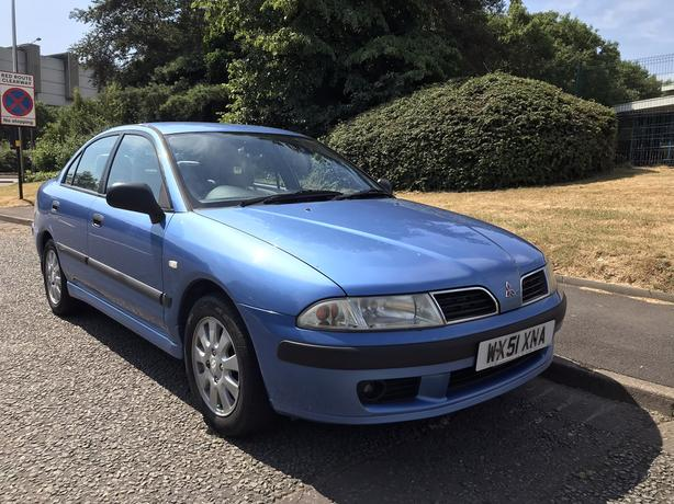 Mitsubishi Carisma 1.8 GDi Mirage 5dr Petrol. MOT May 2019. VERY GOOD CONDITION