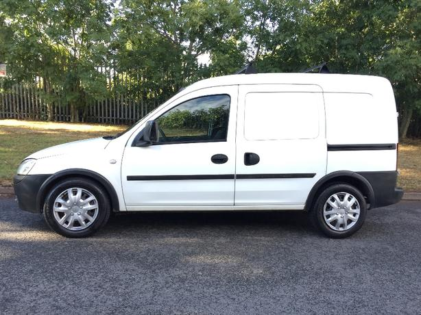 2008 Vauxhall COMBO 1.7CDTI FULL SERVICE HISTORY 4 NEW TYRES BARGAIN PRICE