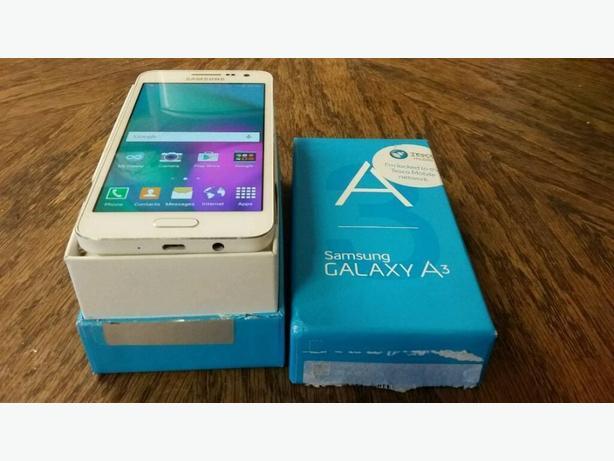 samsung a3 white unlocked phone