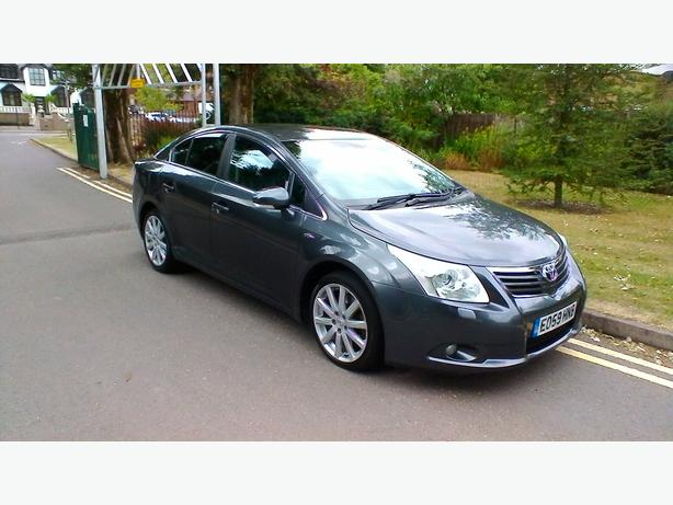 AVENSIS 2.2 DIESEL AUTOMATIC T-SPIRIT