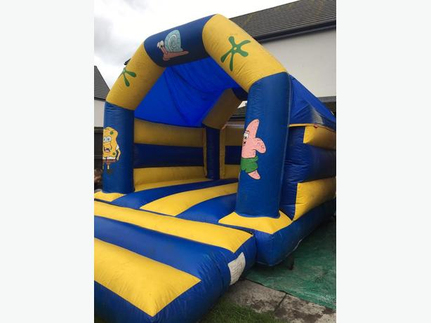 FOR-TRADE:Bouncy Castle Hire Plus More