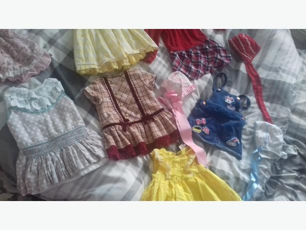 spanish girls dresses