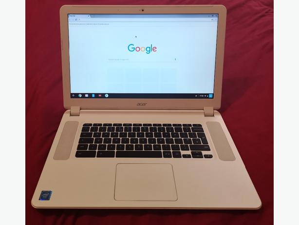 Acer Google Chrome Book Laptop