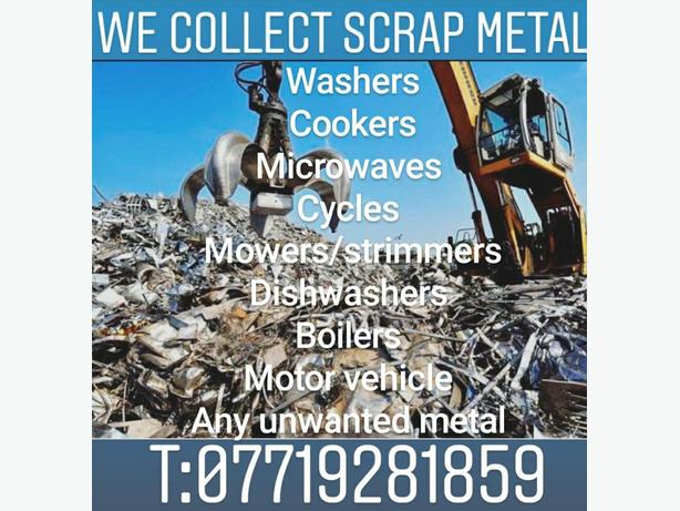 ♻️♻️SCRAP METAL COLLECTION SERVICE♻️♻️