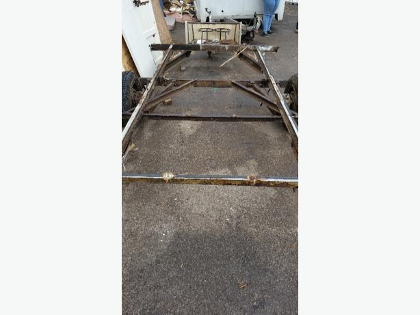 caravan chassis  for sale
