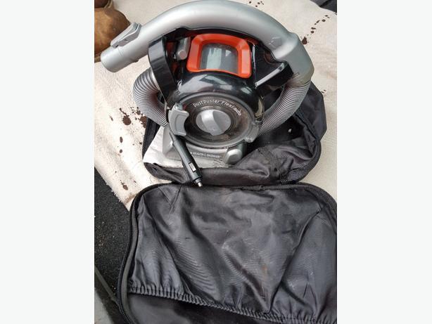 car dust vac