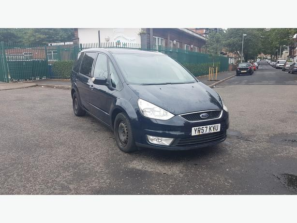 2007 57 REG NEW SHAPE FORD GALAXY LX 1.8 TDCI 6 SPEED MANUAL