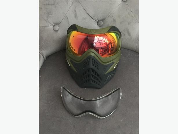 V - Force Profiler Mask
