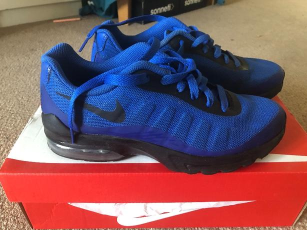 newest check out incredible prices new concept 32bcf a4857 boys nike trainers 5 5 - doragallego.com