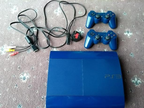 PS3 Slim Blue 500gb Console Kingswinford, Wolverhampton
