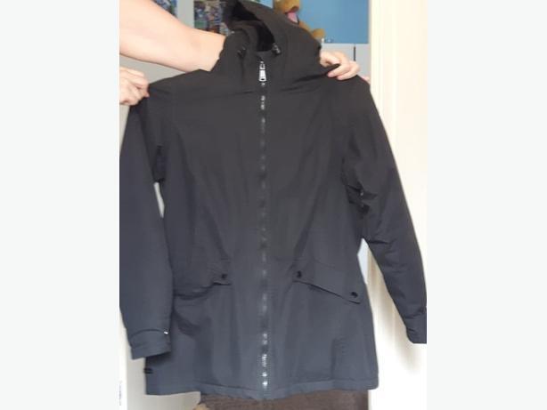 ladies black size 14 regatta coat