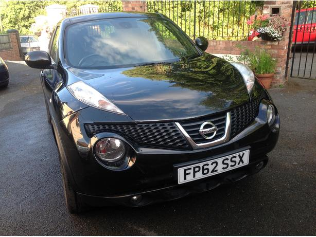Nissan Juke DCI 1.5,Damage Repairable