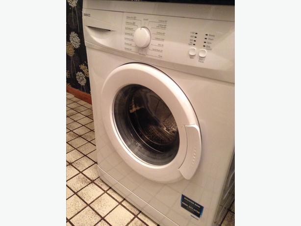 Washing Machine, Slim Line.