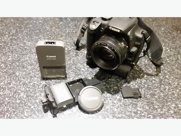Canon 350D Dslr