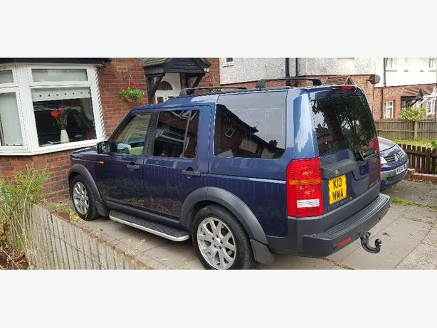 landrover discovery 3 hse 7 seater