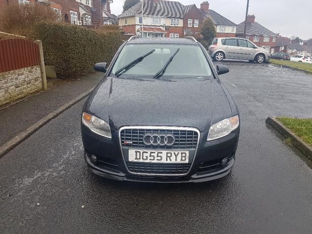 2005 AUDI A4 2.0 TDI S LINE ESTATE PADDLE SHIFT SPARE
