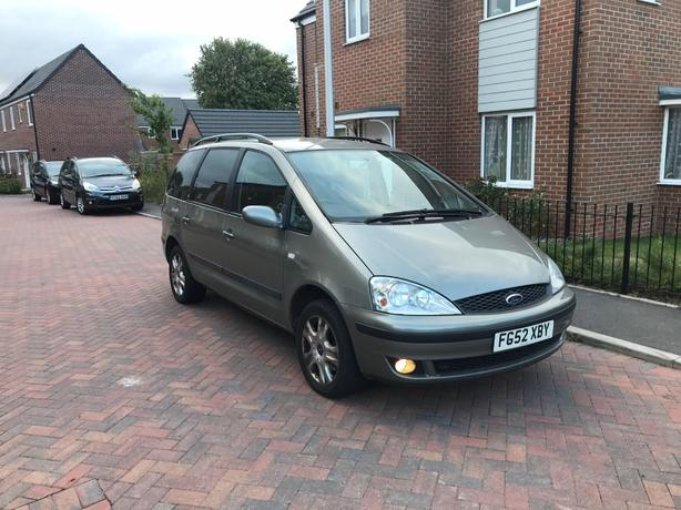 2003 FORD GALAXY 1.9 TDI GHIA 7 SEATER