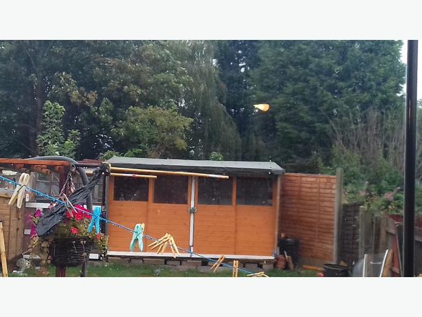 12x5 pigeon loft from Blakes sheds WALSALL, Sandwell
