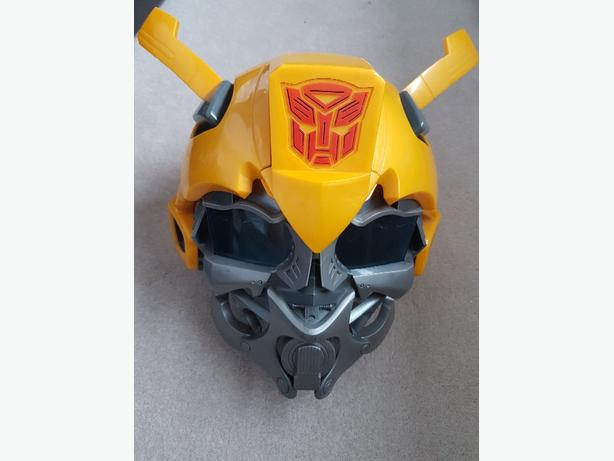  Log In needed £20 · Transformers Bumble bee voice changer helmet