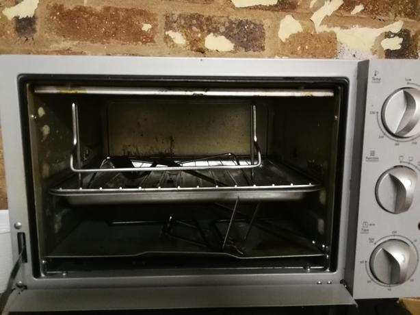 Morphy Richards Electric oven grill