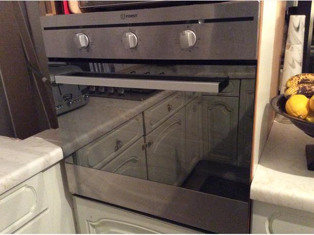 Indesit Electric Single Oven With Grill Wolverhampton Wolverhampton