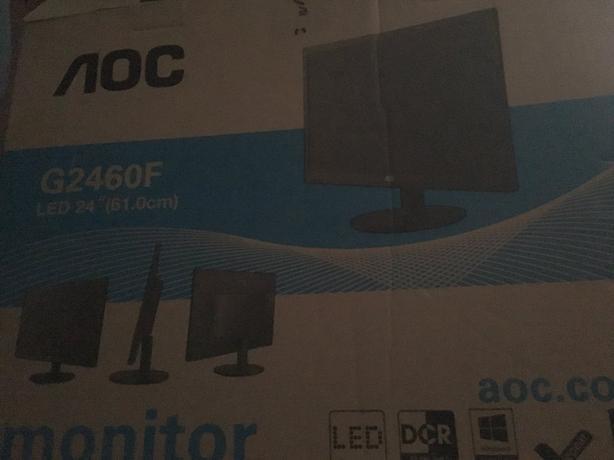 AOC G2460F 144hz monitor