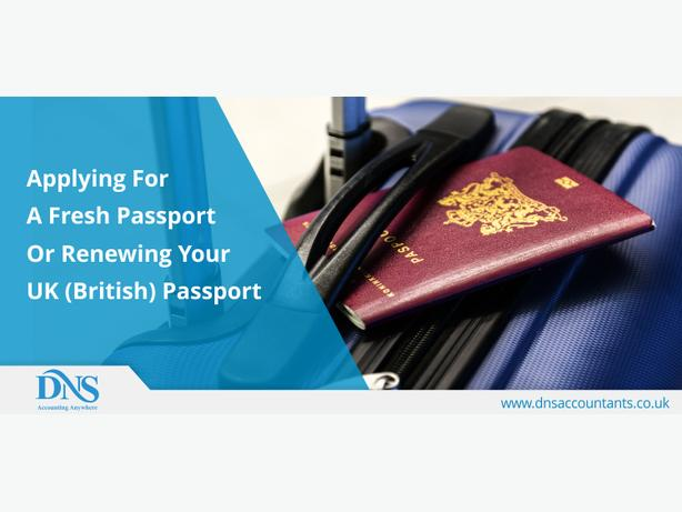 How to Apply UK Passport?
