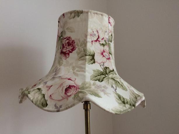 Homemade Lampshade 4 Table Lamp Ceiling Dunelm Pink Cheltenham