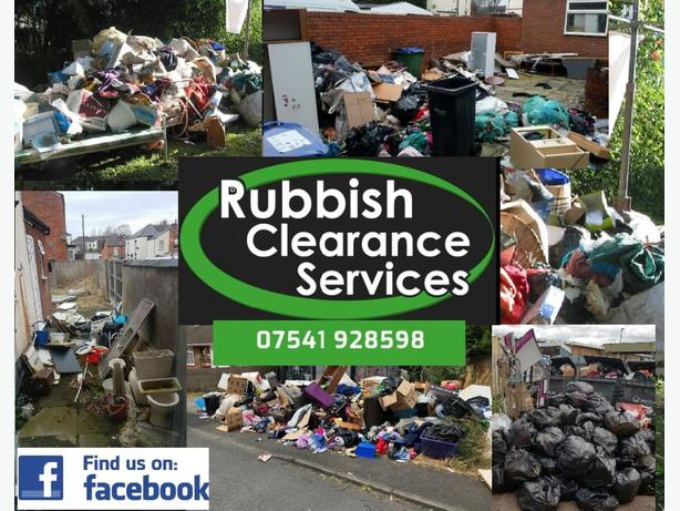 Rubbish Removals Waste Collection House Clearance Junk Removal