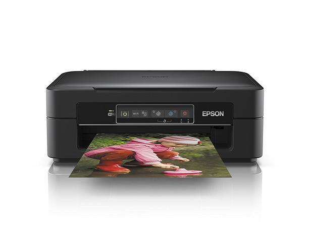 EPSON XP-245 WIFI MultiFunction Printer / Scanner / Copier LIKE NEW