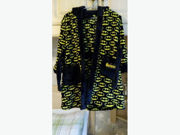 Batman dressing gown