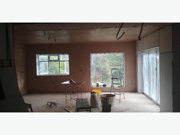 Plastering ,Tilling and flooring
