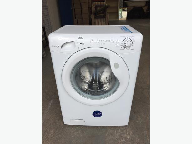 Candy 6kg Compact Washing Machine Hardly Used Can Deliver