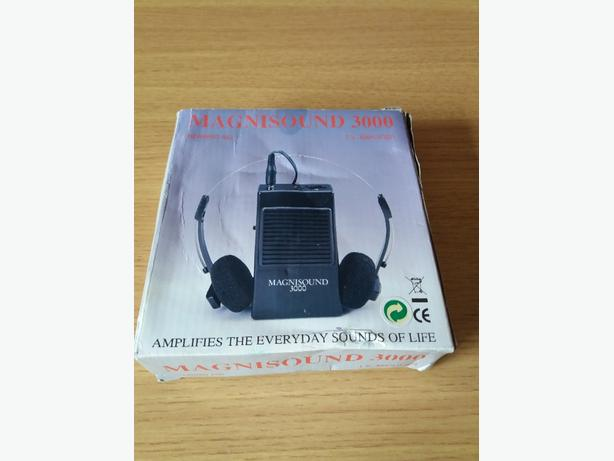 Magnisound 3000 Assistive Hearing Device