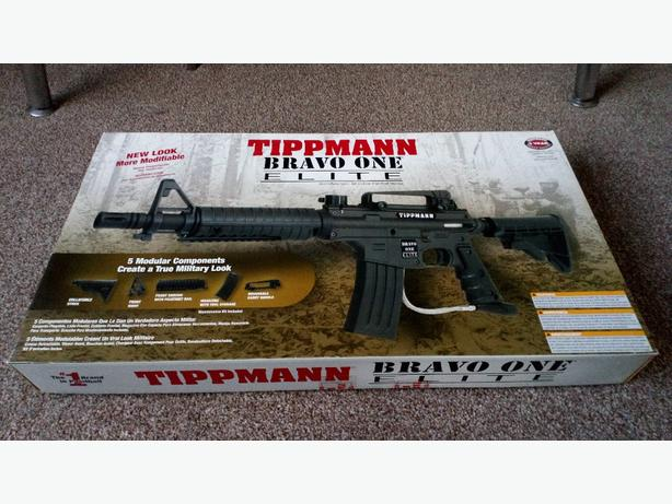 Paintball Marker Gun