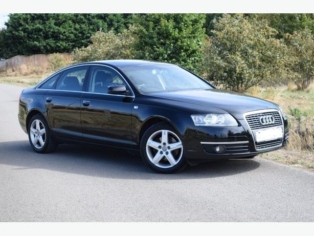 Audi A6 2.0 TDi SE saloon with FSH & FULL MOT !!