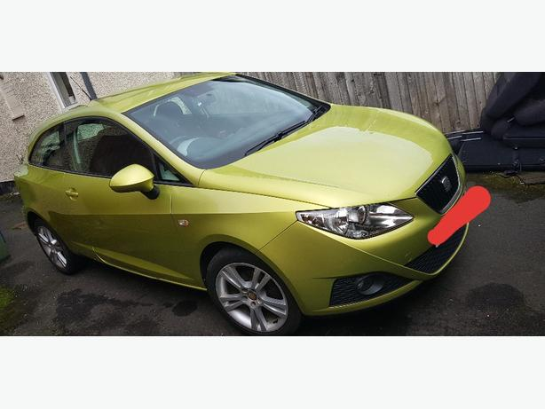 Seat Ibiza 2010 1 4 Sport Outside Black Country Region Wolverhampton