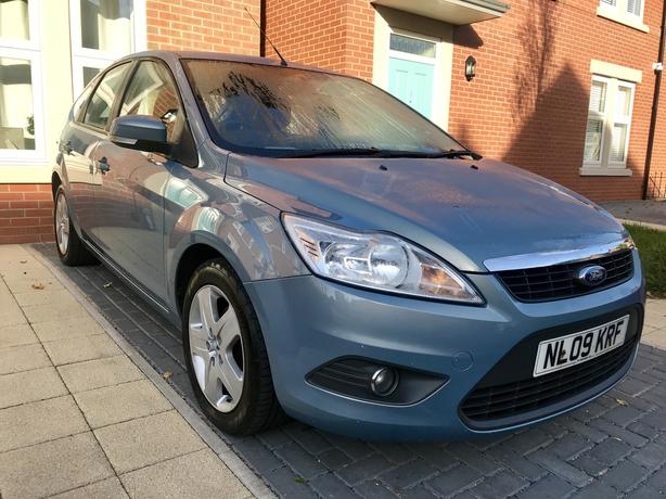 FORD FOCUS 1.6 TDCI APRIL 2019 MOT, £30 A YEAR TAX