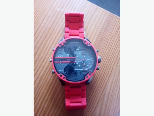 diesel watch brand new
