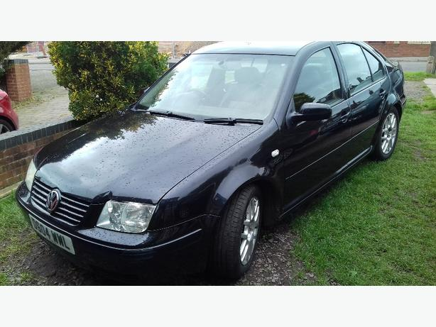 VW  Bora 1.9 TDI 2004 10months mot full leather vgc