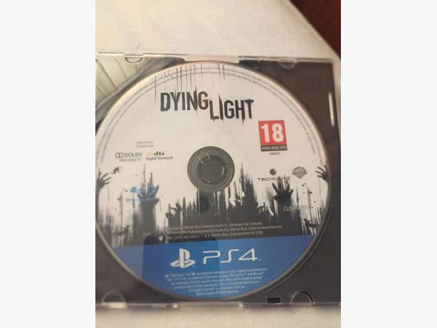 PS4 dying light game