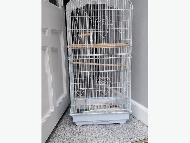 bird cage like new !!