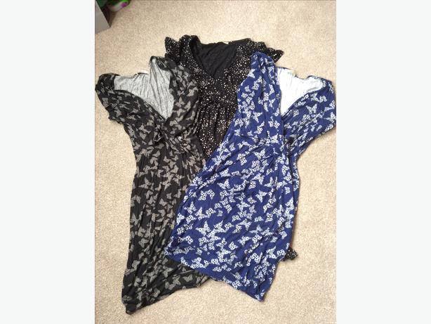 3 Oasis dresses sized Medium
