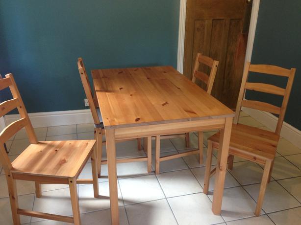 Dining table - Ikea Jokkmokk