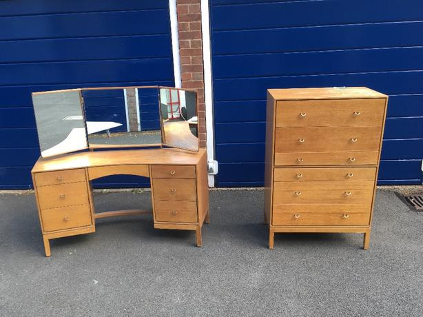 DRESSER AND CHEST OF DRAWERS FOR SALE