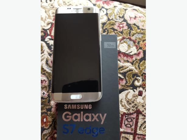 Samsung S7 edge 32 Gb unlocked