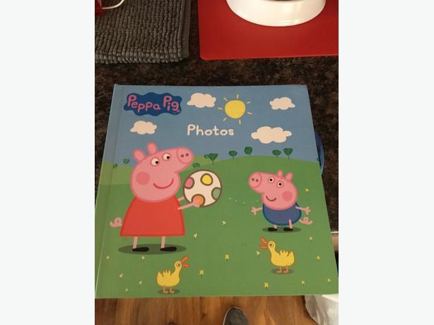 peppa pig photo album