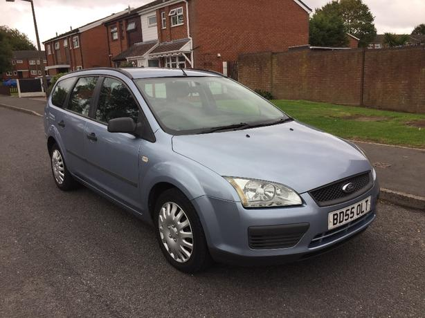 2005 FORD FOCUS 1.6TDCi ESTATE / LONG MOT