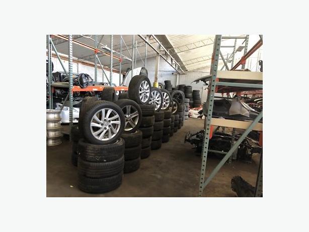 cheap car alloys - all makes & models - call 01902399912